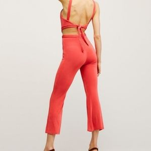 """Free People """"Get Down Tonight """"jumpsuit"""